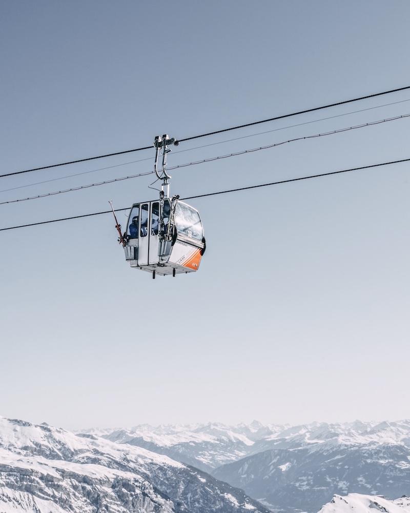 Laax Graubünden Schweiz