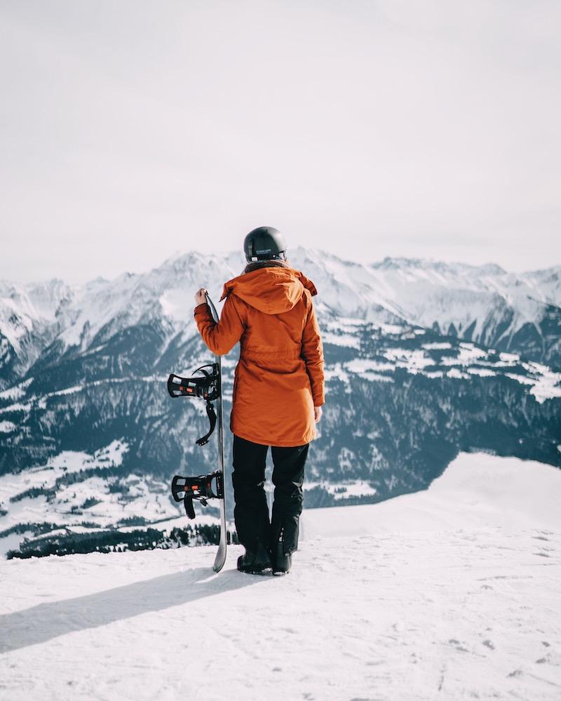 Laax School Snowboard