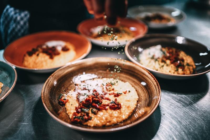 Laax vegetarisches Restaurant