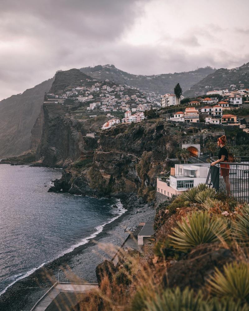 Madeira Urlaub Câmara de Lobos