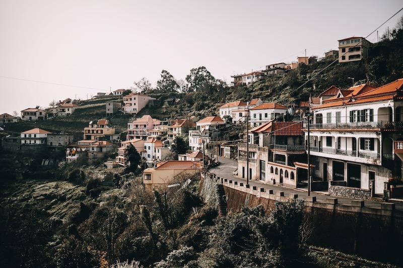 Madeira Urlaub Fontes