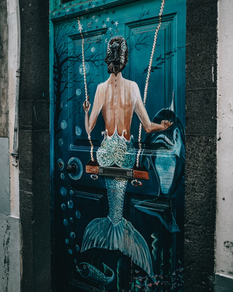 Madeira Urlaub Funchal Kunst