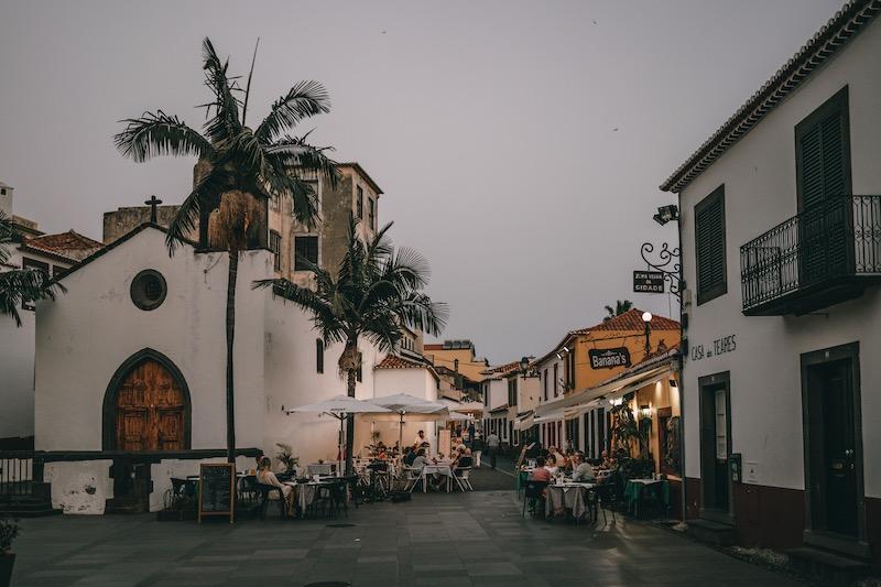 Madeira Urlaub Funchal