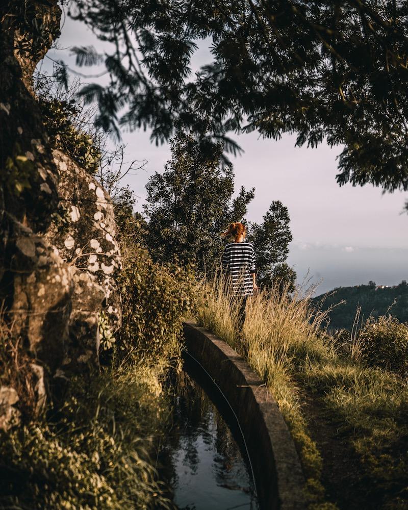 Madeira Urlaub Levada do Norte