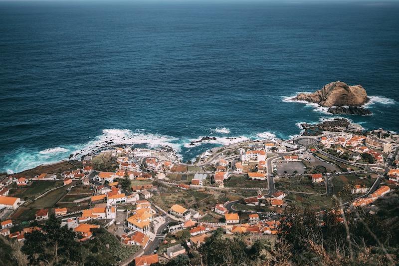 Porto Moniz Madeira Urlaub