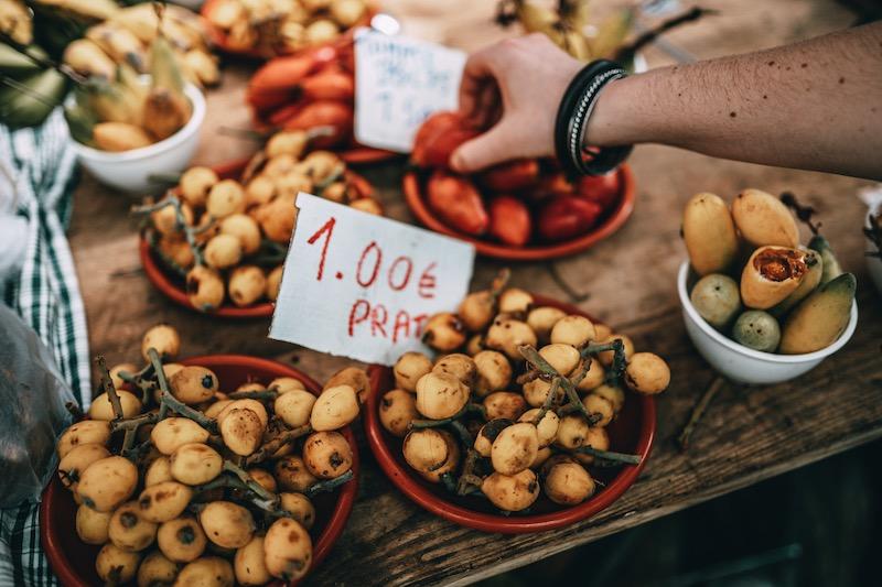 Bauernmarkt Santo da Serra Madeira