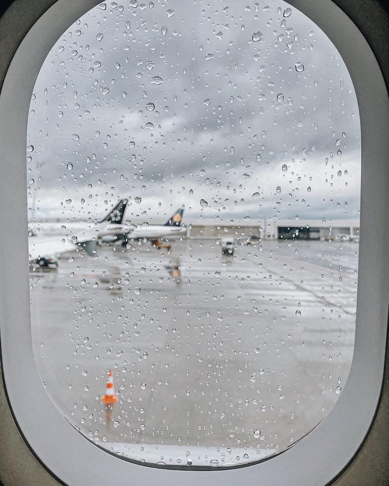 Fliegen Klimakrise