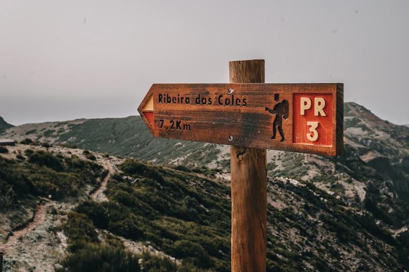 Madeira Pico do Aireiro