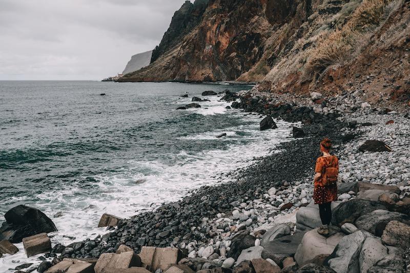Madeira Urlaub Jardim do Mar Atlantik