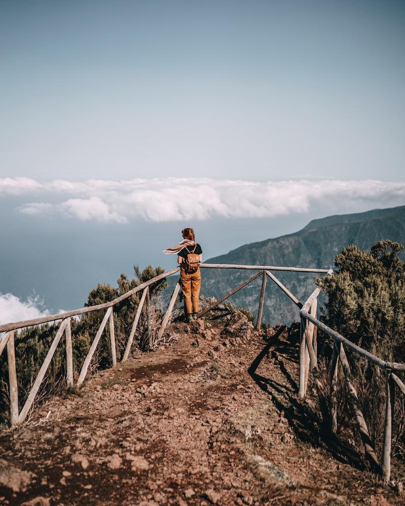 Madeira Urlaub Pico Ruivo do Paul