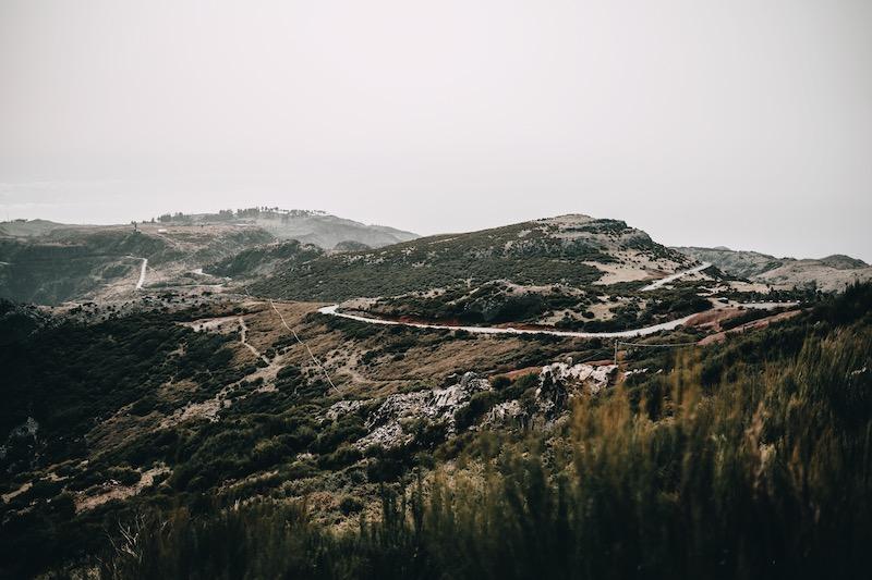 Pico do Arieiro Madeira Urlaub