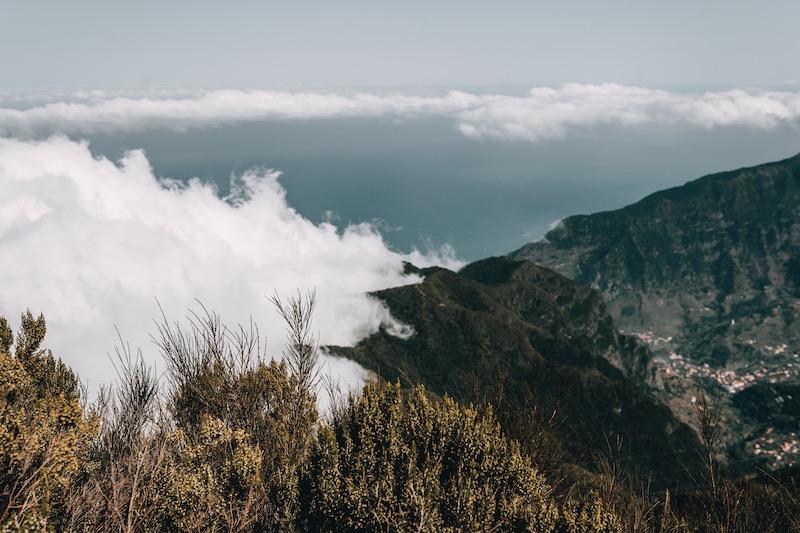 Pico Ruivo do Paul Madeira Urlaub