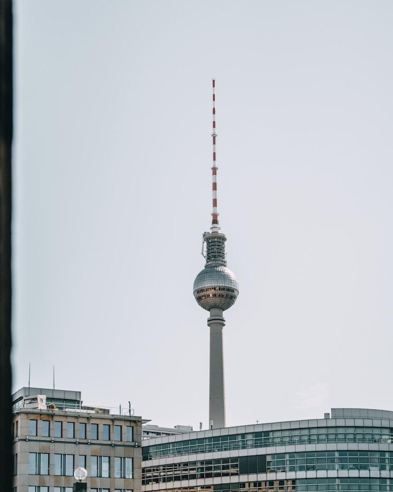 Berlin Alex Fernsehturm