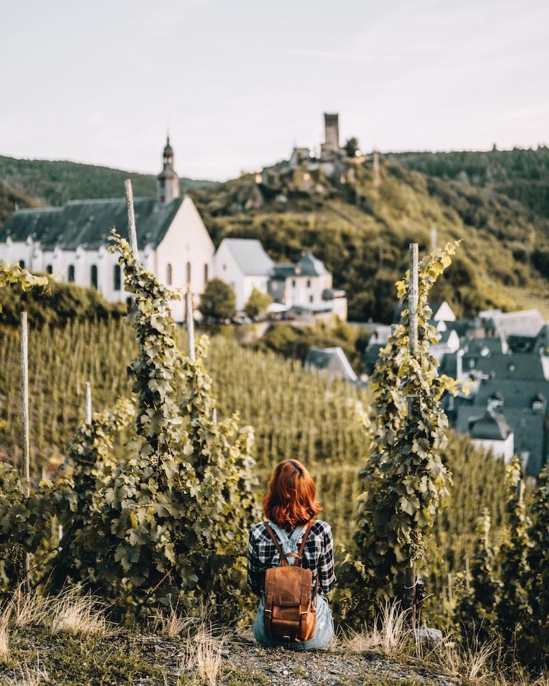Urlaub in Deutschland Mosel Beilstein