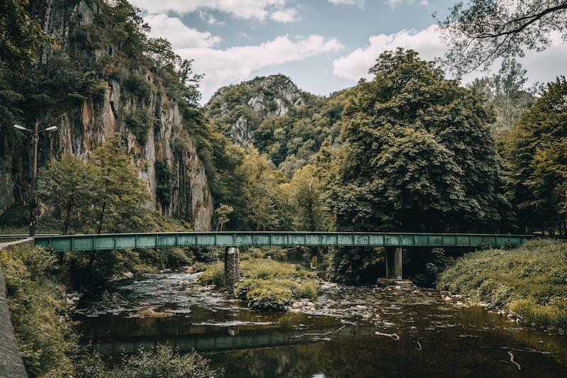 Altenahr Brücke Ahrtal