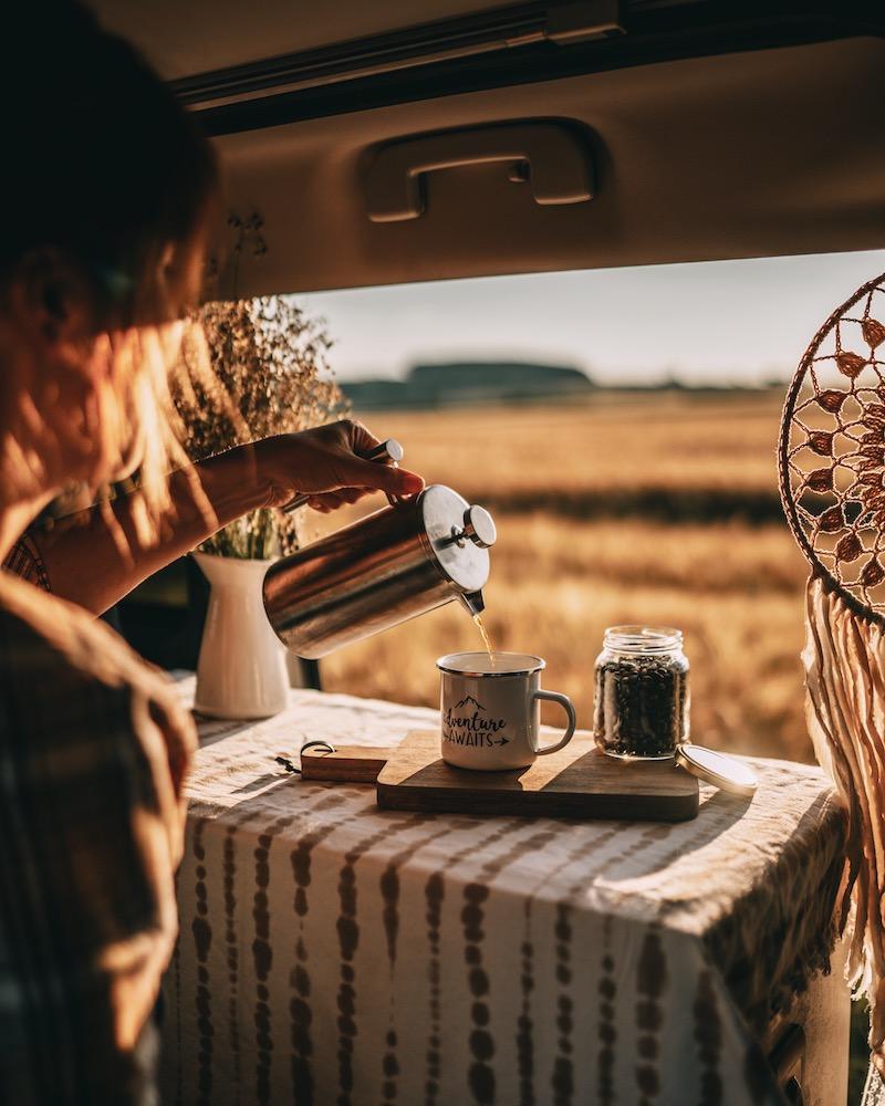 Camper Kaffee