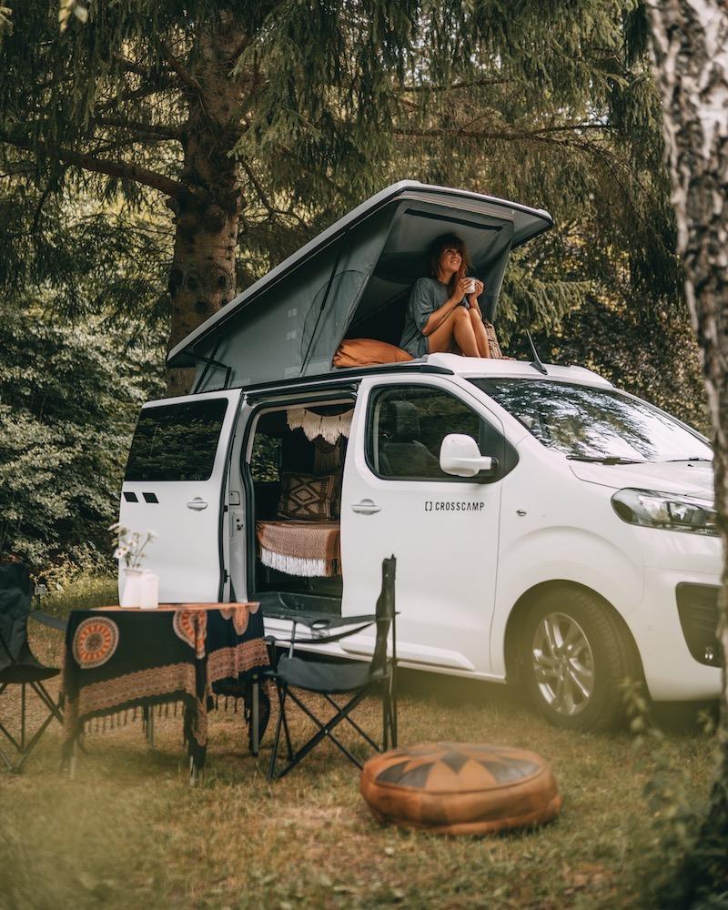 Crosscamp Alltagsauto und Campervan