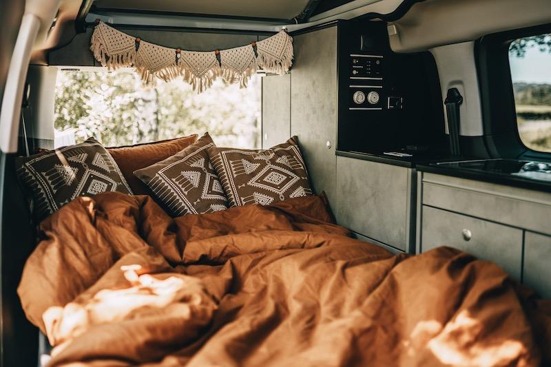 Crosscamp Bett unten
