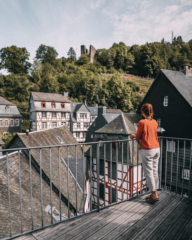 Monschau Dachterrasse