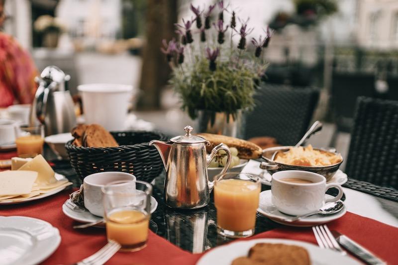 Monschau Frühstück