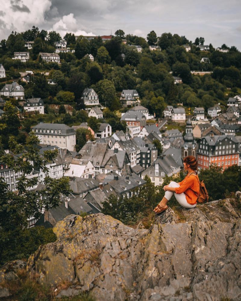 Monschau: Tipps für das romantische Fachwerkstädtchen in der Eifel