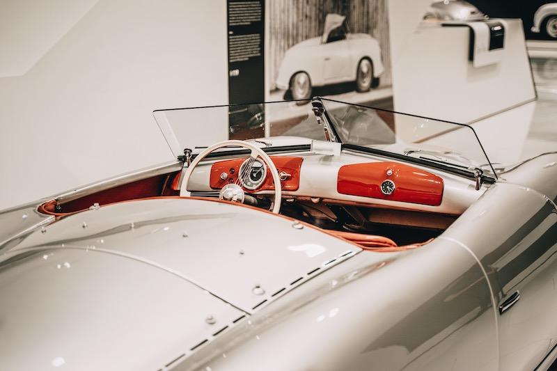 Porsche Museum Stuttgart Tipps