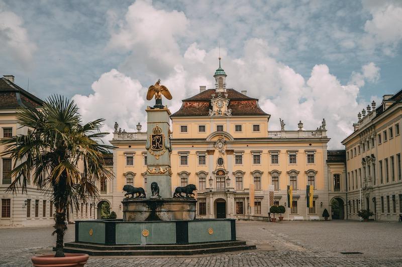 Schloss Ludwigsburg Stuttgart Tipps