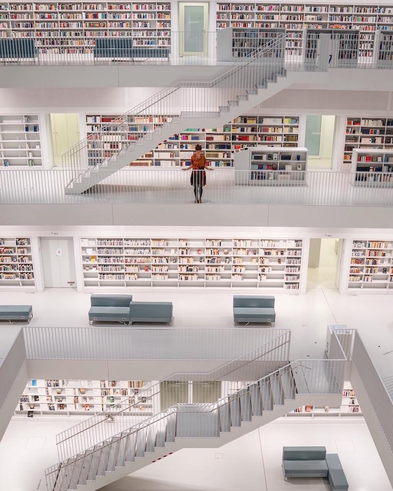 Stadtbibliothek Stuttgart Tipps