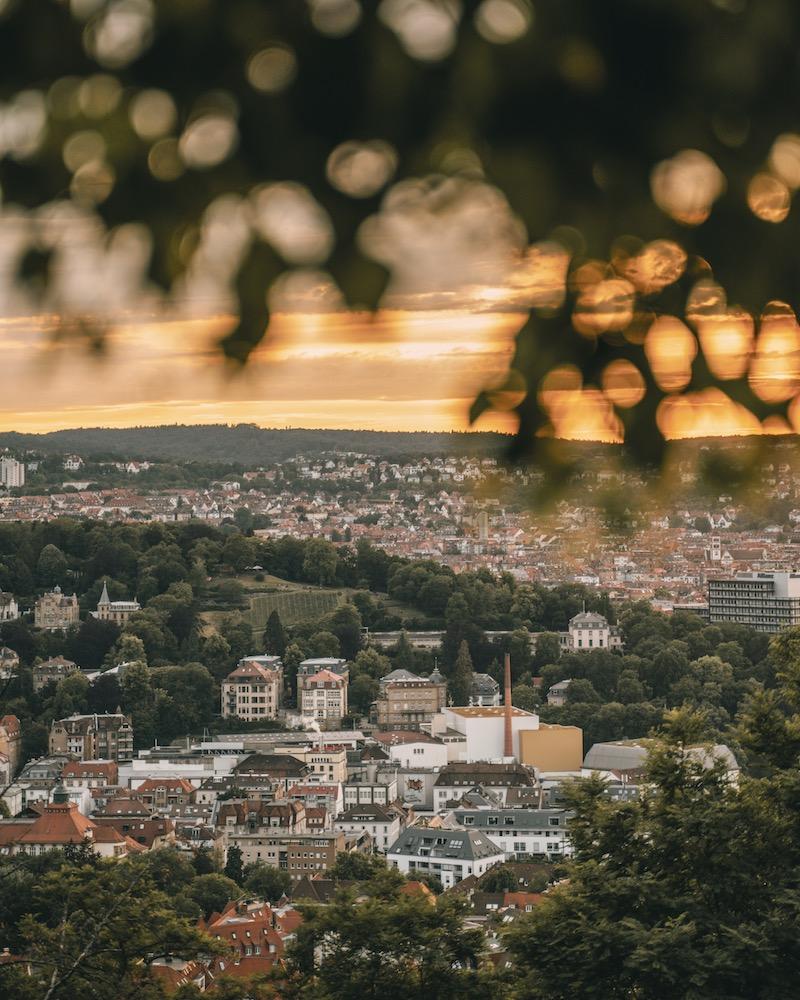 Stuttgart Tipps Aussichtspunkt Teehaus