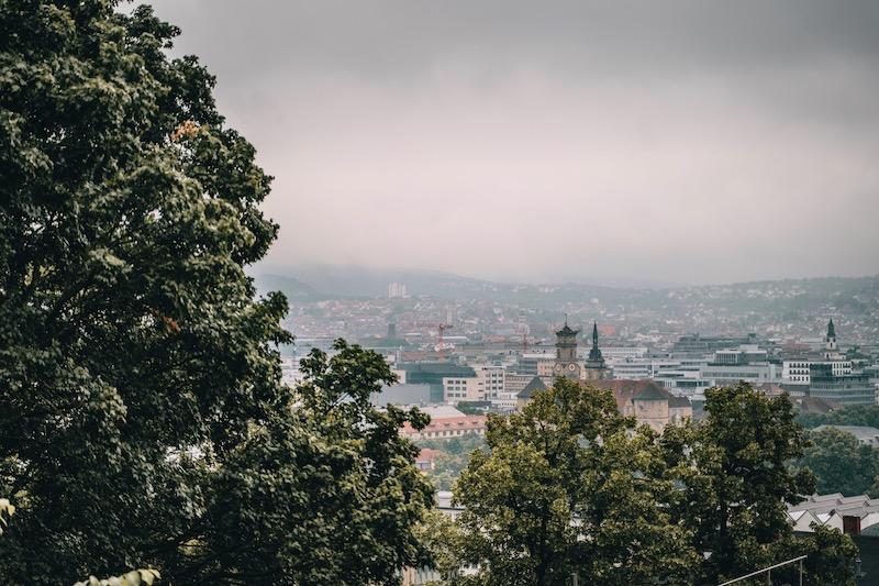 Stuttgart Tipps Eugenstaffel Ausblick