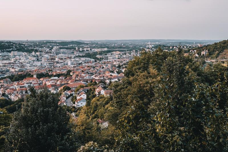 Stuttgart Tipps Santiago-de-Chile-Platz