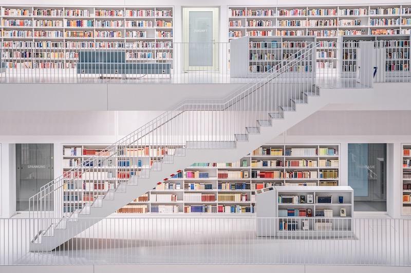 Stuttgart Tipps Stadtbibliothek