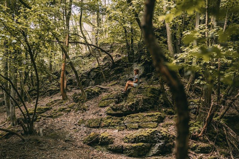 Wandern im Ahrtal Kesseling Ahrbrück