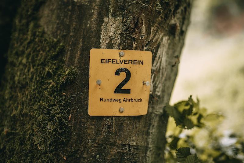 Wandern im Ahrtal Rundweg 2 Ahrbrück