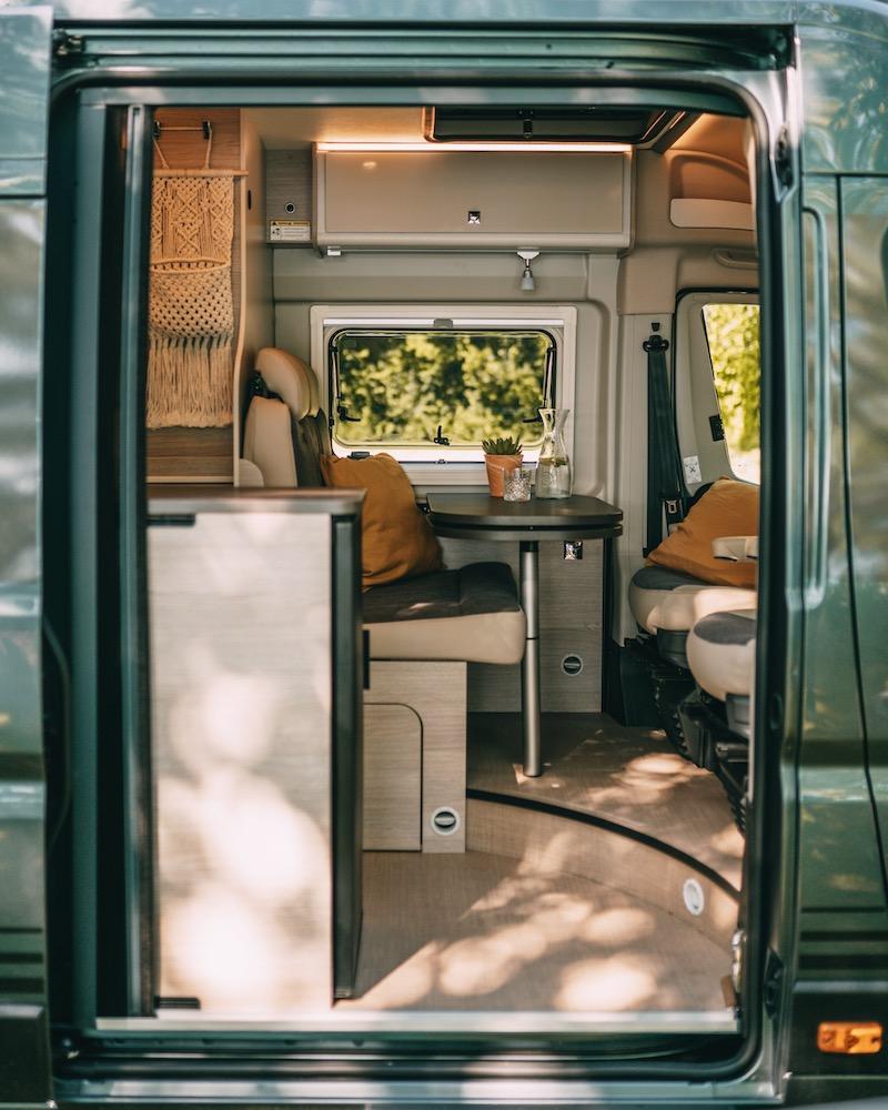 Campeo Wohnmobil Campervan