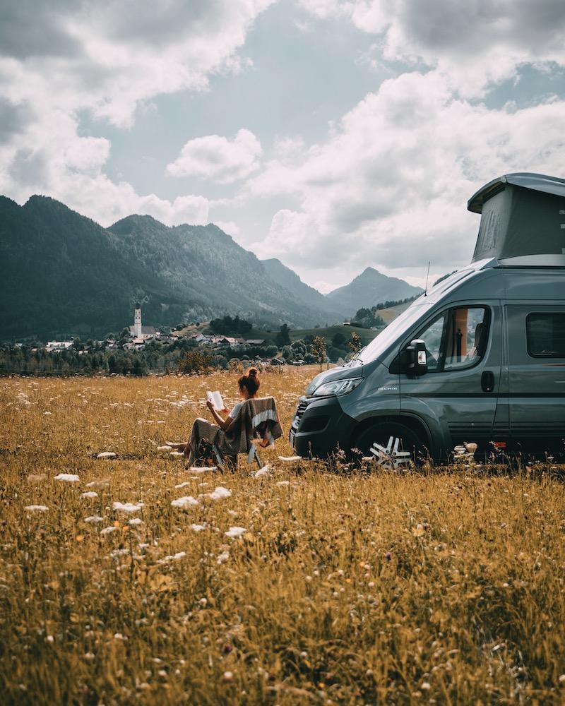 Camping Bürstner Campeo C 640