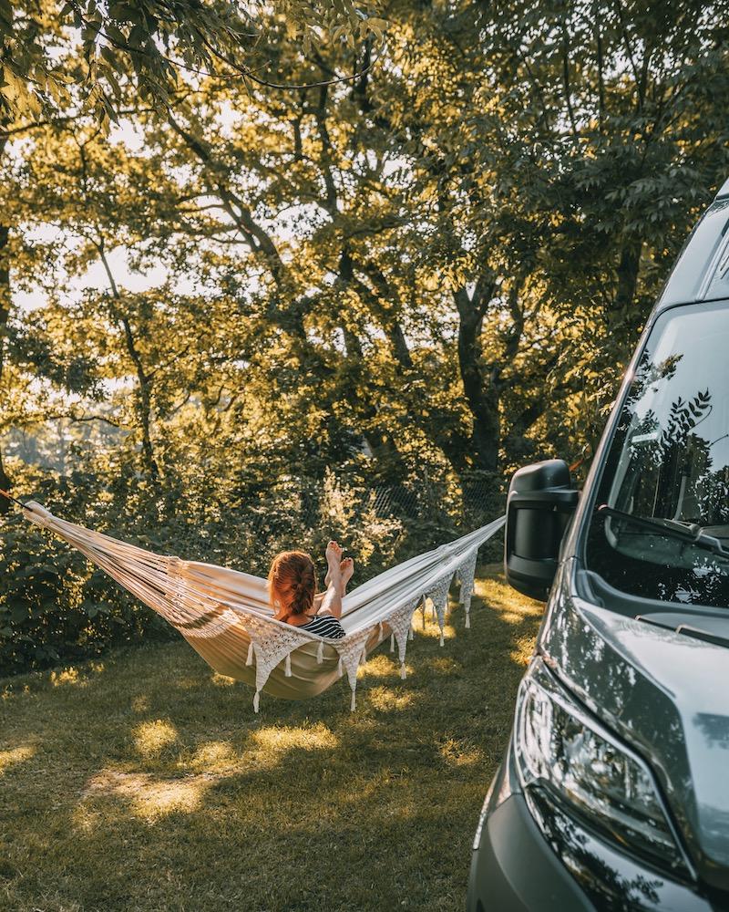Camping Hängematte