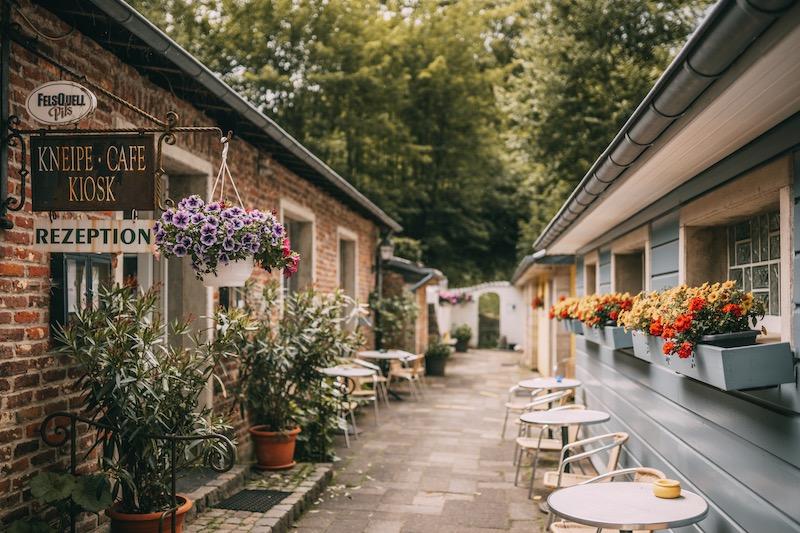 Campingplatz Perlenau