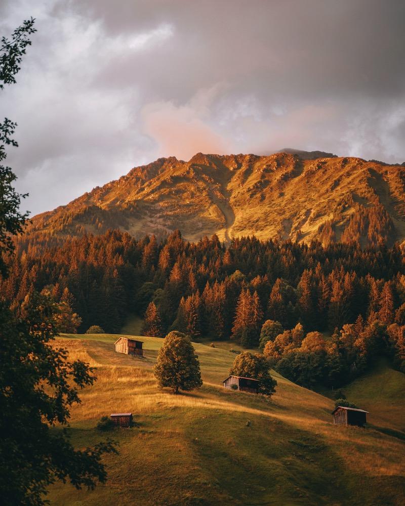 Davos Klosters im Sommer