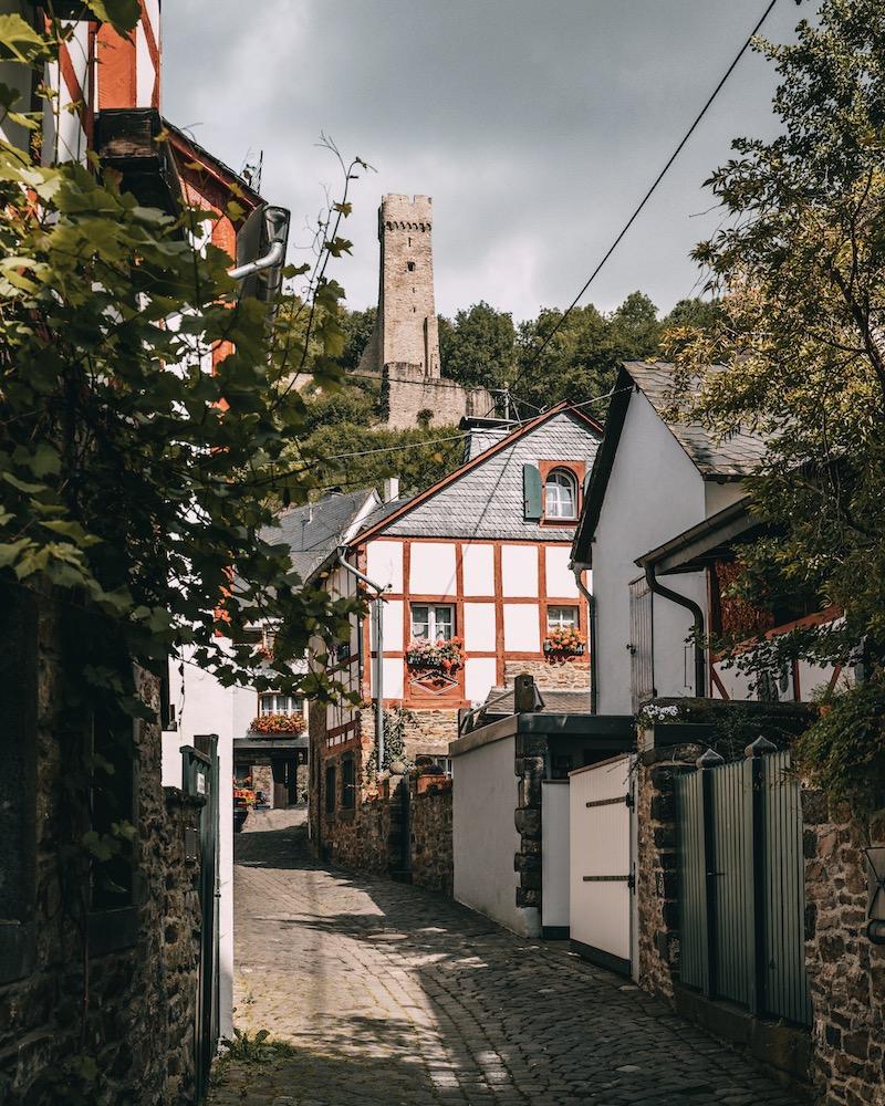 Fachwerkdorf Eifel