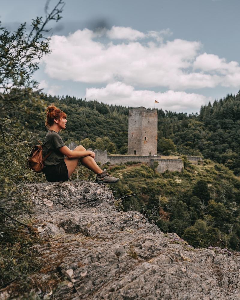Manderscheid Wandern in der Eifel
