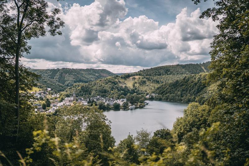 Rursee Nationalpark Eifel