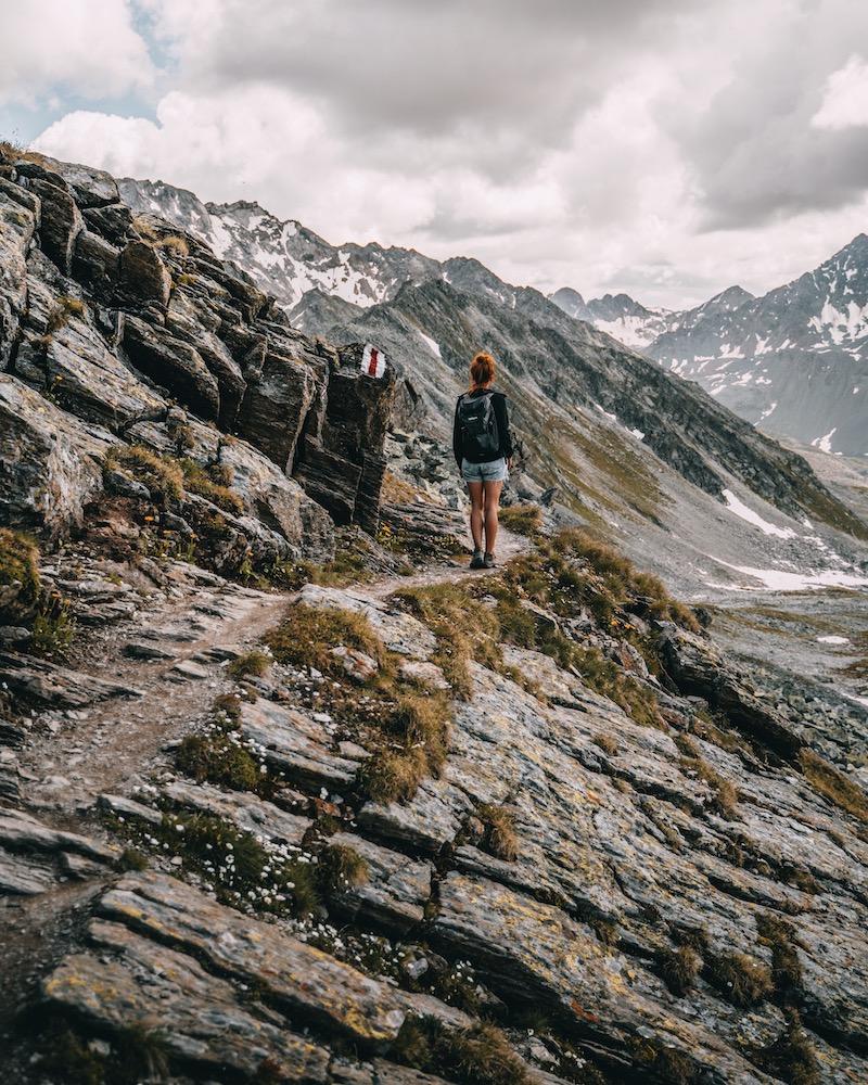 Wanderung Davos Klosters Jöriflüelafurgga