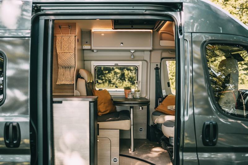 Wohnmobil Campeo Bürstner