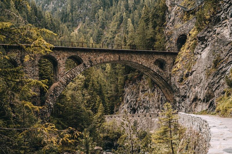 Zügenschlucht Bahn
