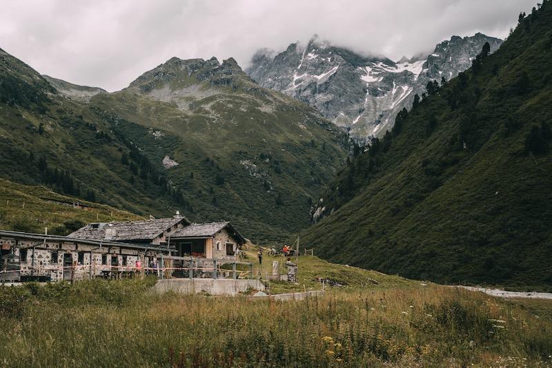 Alp Sardasca Davos Klosters
