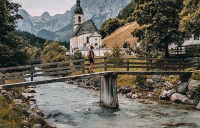 Deutsche Alpenstraße