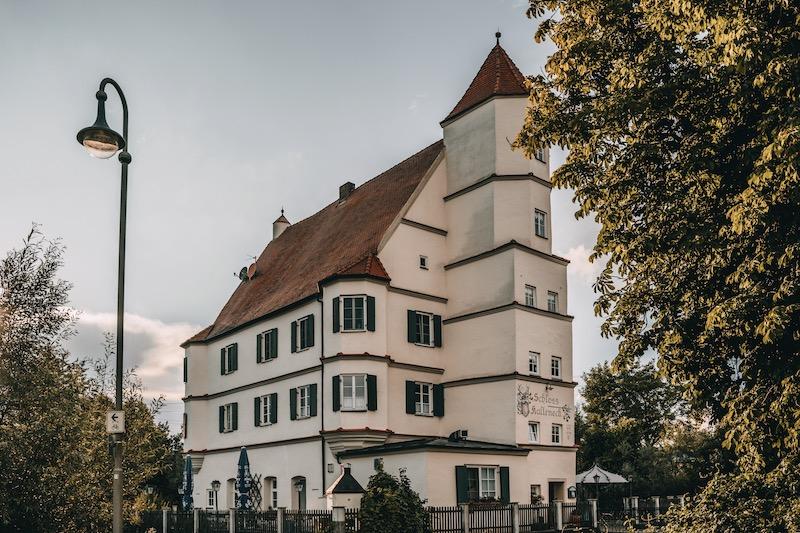 Donautal Wasserschloss Kalteneck Schwenningen