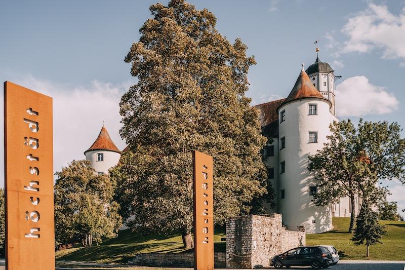 Donauwald Wanderweg Höchstädt