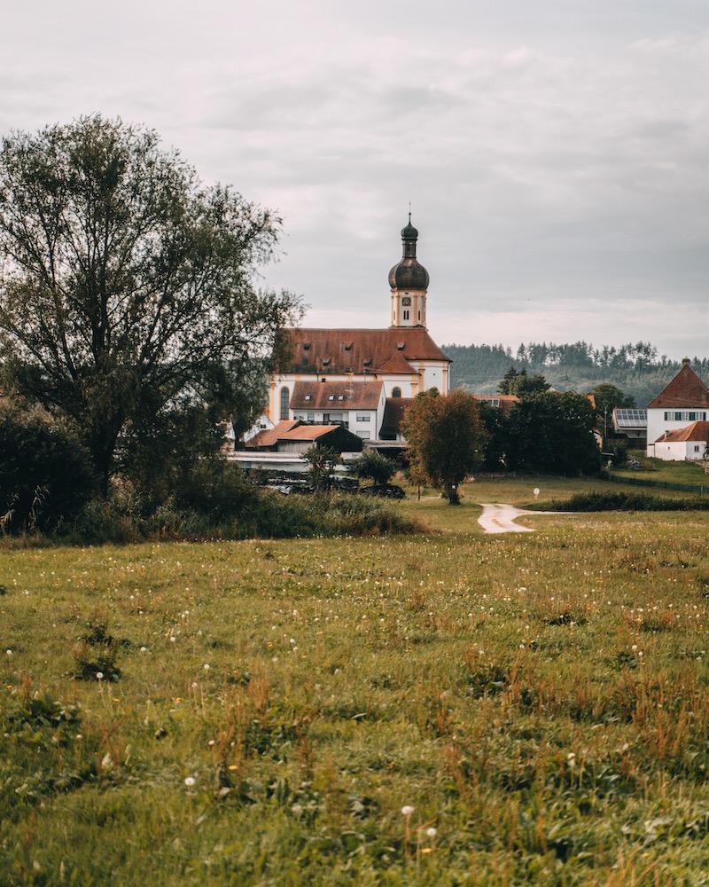 Donauwald Wanderweg Schwenningen an der Donau